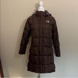 The North Face Metropolis Parka 600 Goose Down EUC